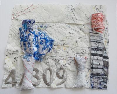Alice Kettle, 'Blue Trees ', 2016