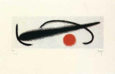 Joan Miró, 'Fusees', 1959