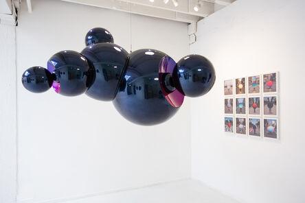 Jan Kaláb, 'Black Cloud', 2018