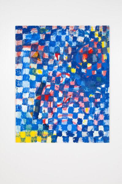 Jonathan Rajewski, 'Untitled (Blue)', 2016