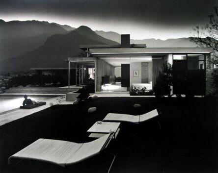 Julius Shulman, 'Kaufmann House, Palm Springs, 1947. Richard Neutra, Architect. ', 1947