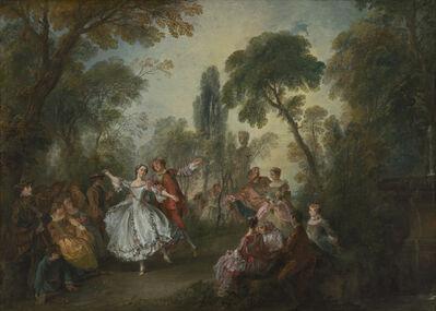 Nicolas Lancret, 'La Camargo Dancing', ca. 1730