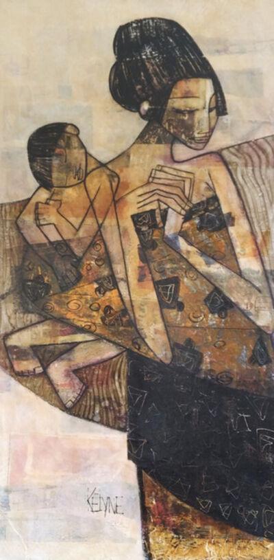 Kelyne Miternique, 'Le Voile S'etire aux Vents', 2019