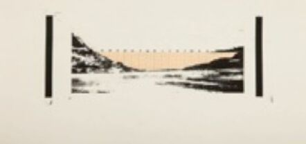Osvaldo Romberg, 'El paisaje como idea',  c. 1970