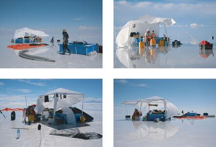 Tomás Saraceno, 'The Tent Series', 2006