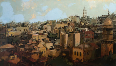 Yaakov feldman, 'Jerusalem Landscape', 1969-now