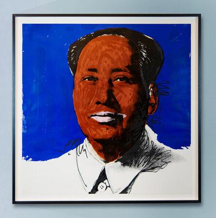 Andy Warhol, 'Mao II.98 (signed artist proof)', 1972