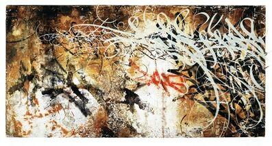 José Parlá, 'One Eighty Fourth Street- Artist Proof', 2009