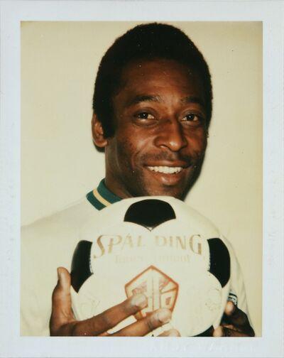 Andy Warhol, 'Pelé', 1977