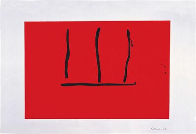 Robert Motherwell, 'Untitled', 1973