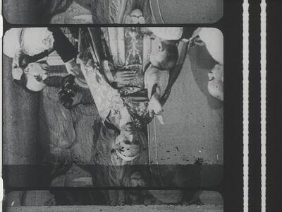 RAPHAEL MONTAÑEZ ORTIZ, 'Newsreel (still)', 1958