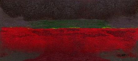 McKie Trotter, 'Untitled (Green Horizon)', 1959