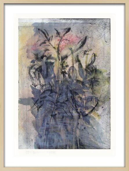 Jim Dine, 'Flowers in Manhattan ', 2018
