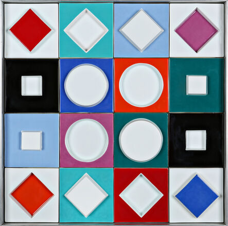 Victor Vasarely, 'Untitled', ca. 1970