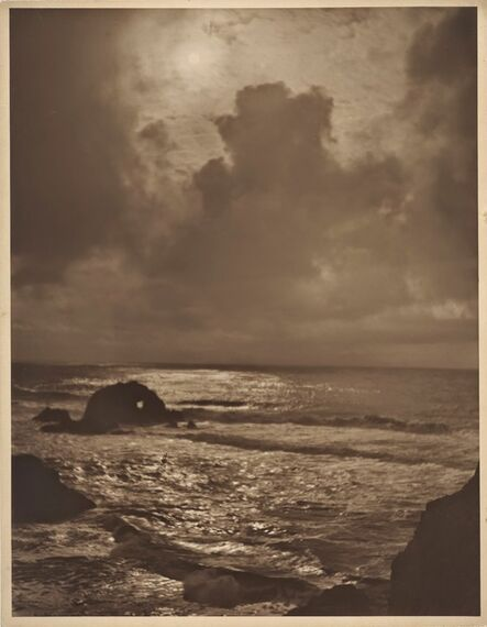 Willard Worden, 'Seal Rocks', 1915