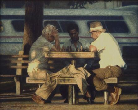 Davis Morton, 'End Game', 1992