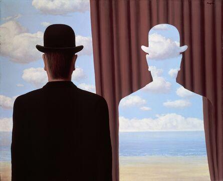 René Magritte, 'La Décalcomanie', 1966