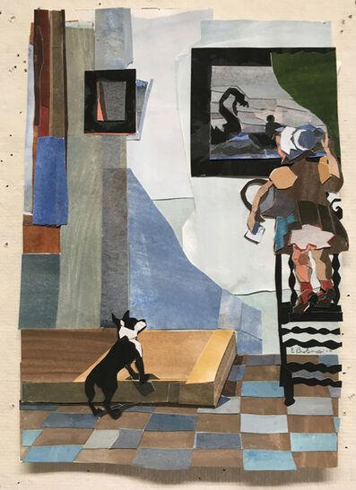 Elizabeth Bisbing, 'Peeking.', 2010