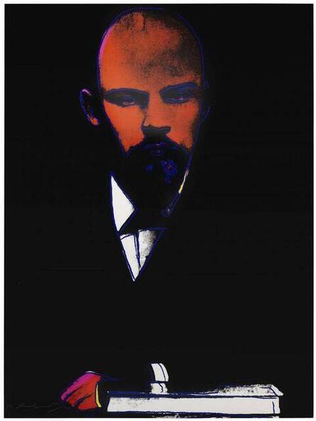 Andy Warhol, 'Lenin (Black) (FS II.402)', 1987