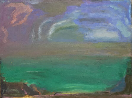 Jeremy Foss, 'Emerald Sea', 2004