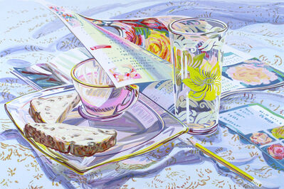 Janet Fish, 'Ordering Spring', 1996