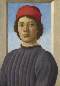 Filippino Lippi, 'Portrait of a Youth', ca. 1485