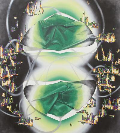 Vivien Zhang, 'Geoblaze 2', 2021