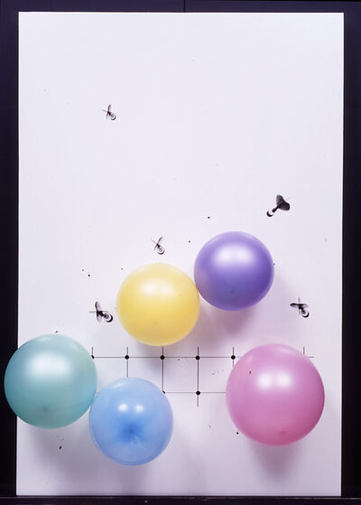 Pierre Ayot, 'Happy Birthday', 1972