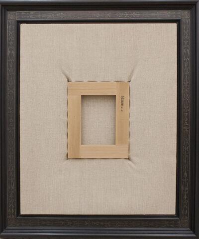 Susumu Koshimizu, 'From Surface to Surface – Canvas ', 1973/2013