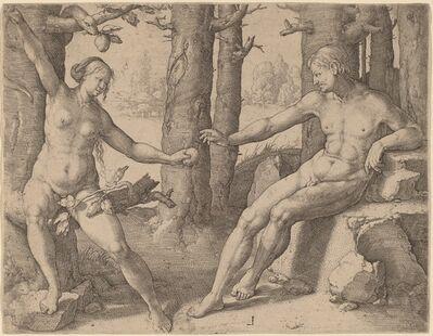 Lucas van Leyden, 'The Fall of Man', ca. 1530