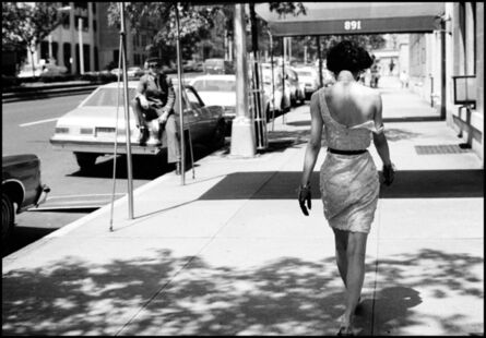 Arthur Elgort, 'Wendy Whitelaw, New York City', 1981