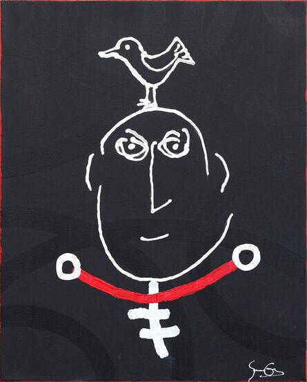 Soren Grau, 'Birdhead-21', 2021