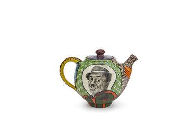 Roberto Lugo, 'Ralph Ellison Teapot', 2020