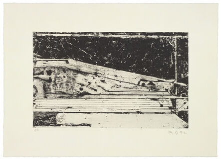 Richard Diebenkorn, 'Untitled #10', 1993