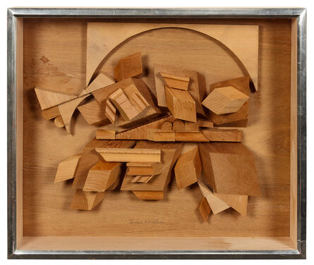 Louise Nevelson, 'Untitled'