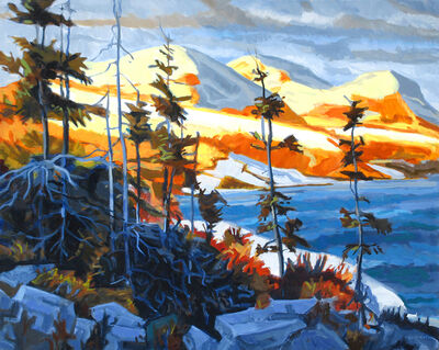 Philip Koch, 'Mountains by the Sea', 2019
