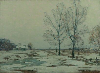 John F. Carlson, 'Fallow Acres', 19th -20th Century