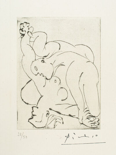 Pablo Picasso, 'Le Viol', 1932