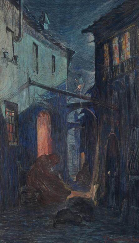 Giovanni Marchini, 'Underworld', 1922