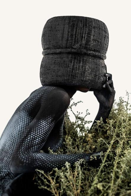 Zana Masombuka, 'Isizungu I', 2020
