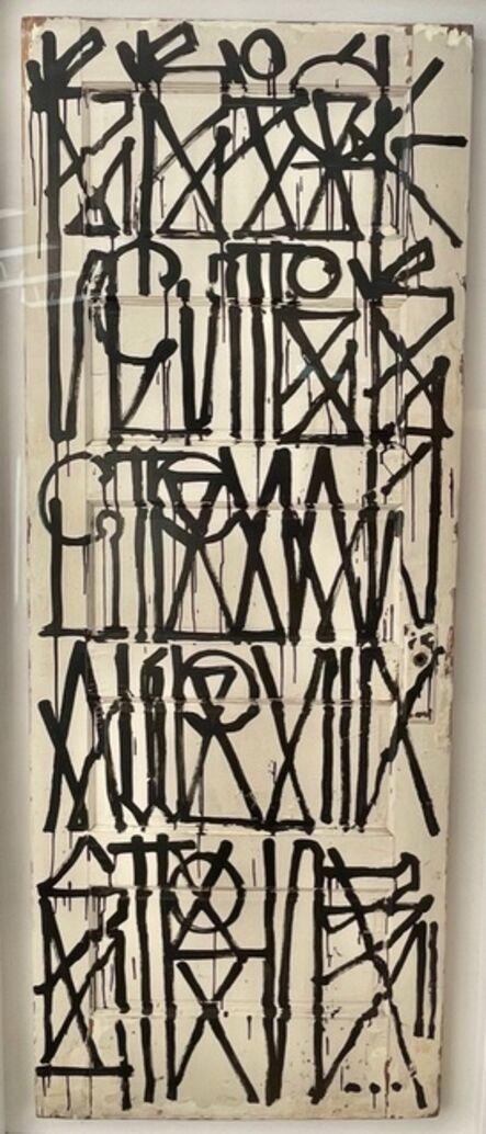RETNA, 'Door 1', 2007