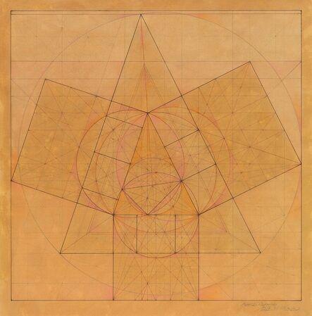Mark Reynolds, 'Minor Third Series: Nods to Pythagoras, 2.1.12', 2012