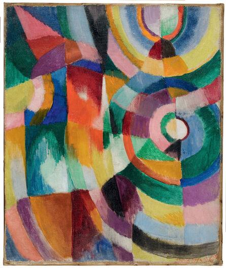 Sonia Delaunay, 'Electric Prisms', 1913