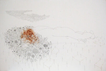 Tamara Ferioli, 'Hate For Flowers . Spring Will Come Early', 2012