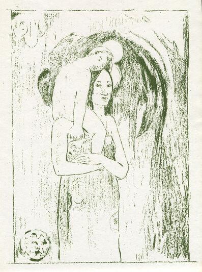 Paul Gauguin, 'La Orana Maria', 1894