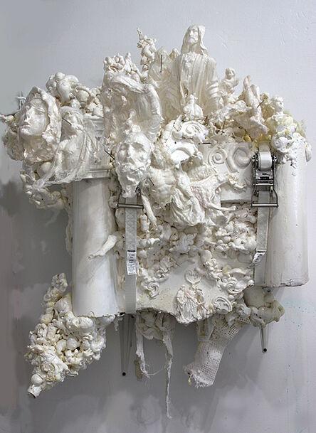 Pablo Garica-Lopez, 'Wall sculpture: 'Ecstatic Seizures'', 2018