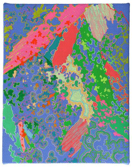 Zhou Fan 周范, 'Pollen No. 23', 2018