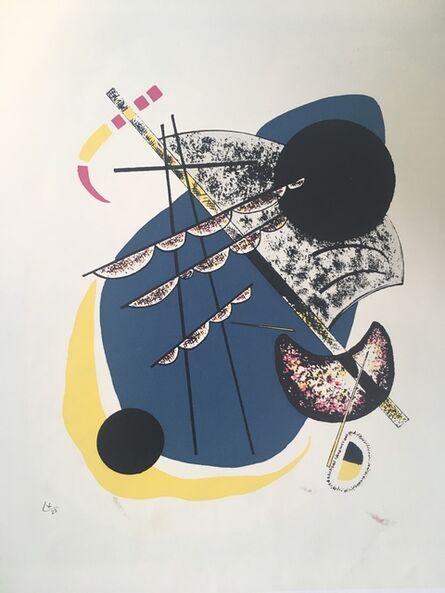 Wassily Kandinsky, 'Kleine Welten II (Little Worlds II)', 1922