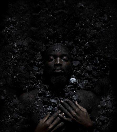 Mohau Modisakeng, 'Lefa 6', 2016