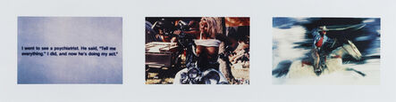 Richard Prince, 'Joke, Girlfriend, Cowboy', 2001
